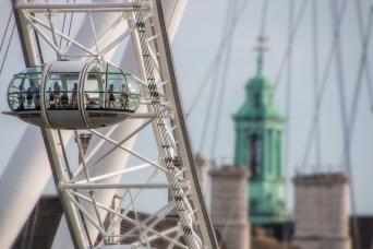 Gray Line Full-Day London Experience & London Eye