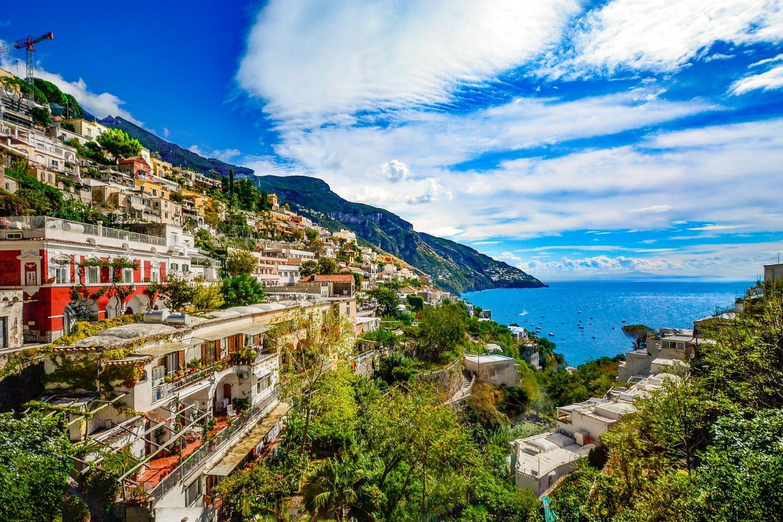 Amalfi Coast Experience from Sorrento
