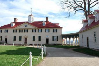 Gray Line George Washington's Mount Vernon and Old Town Alexandria Tour