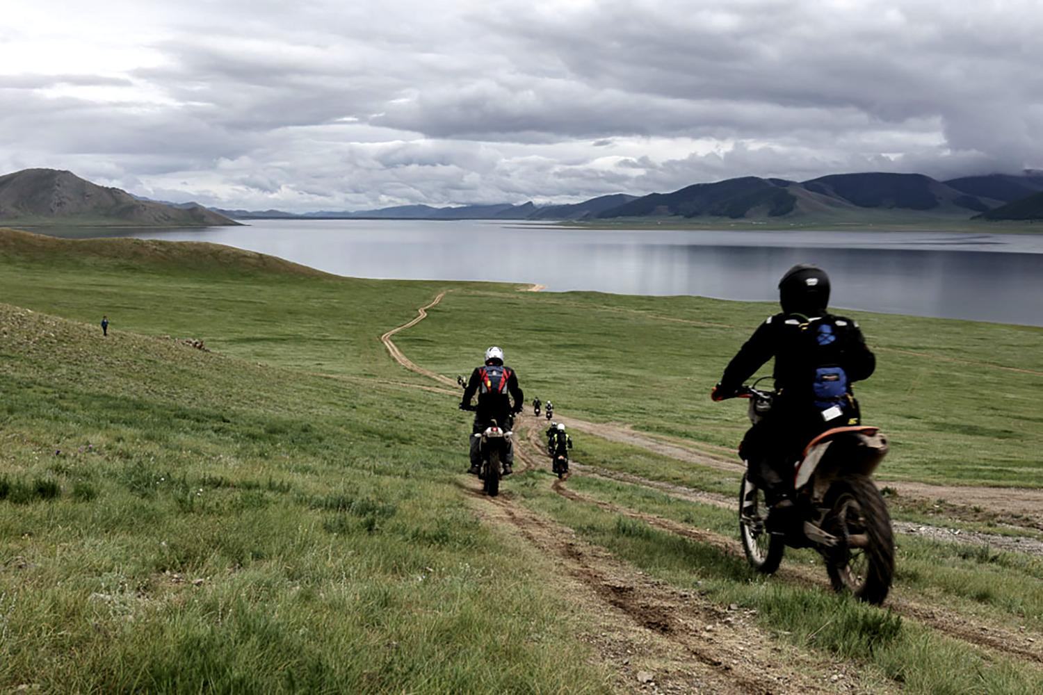 Magical Mongolia with Compass Expeditions
