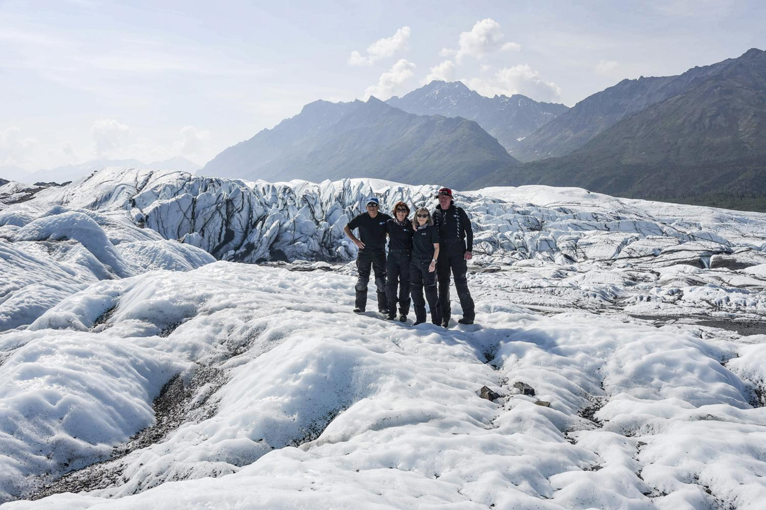 True North : Alaska with Compass Expeditions