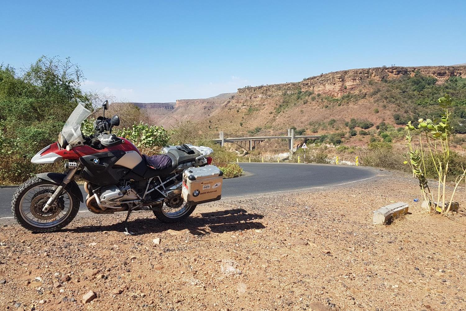 Cape Town To Cairo Motorcycle Expedition
