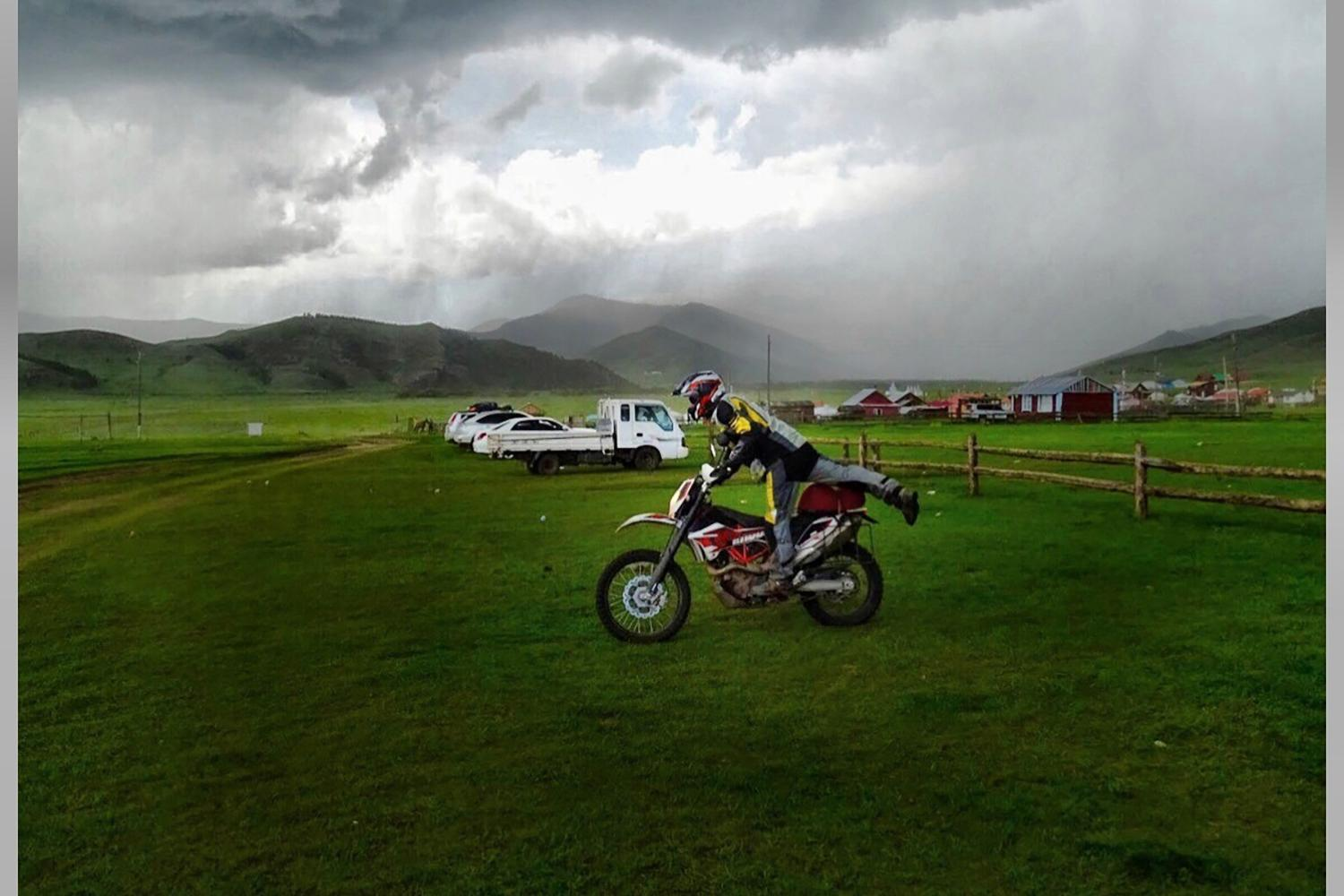 Trans Siberian Explorer Motorcycle tour of Mongolia and Siberian Russia