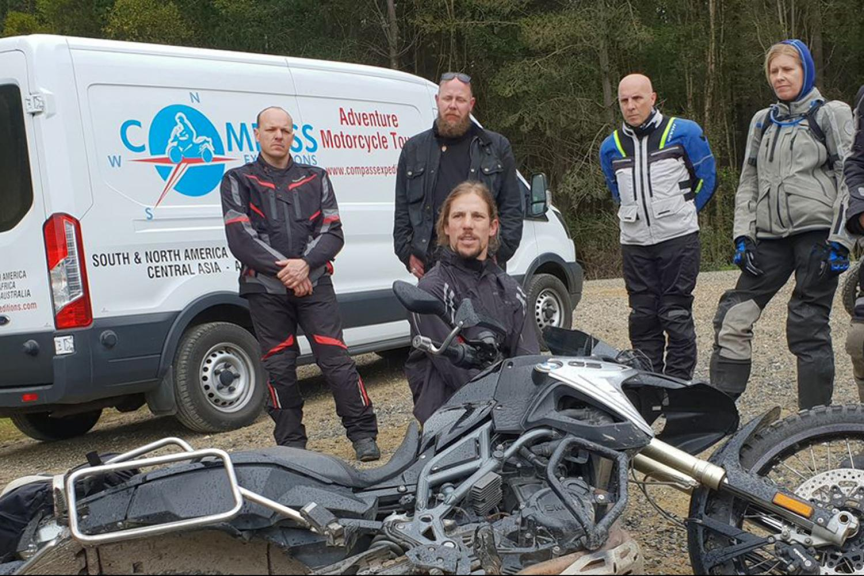 Australian Adventure Ride With Simon Pavey Merimbula 2020