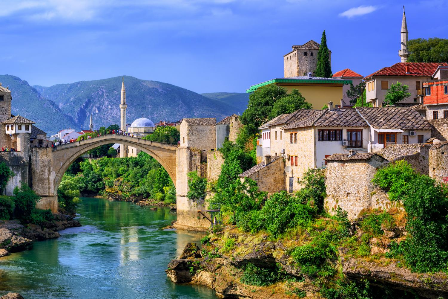 Mediterranean to the Balkans Motorcycle Tour
