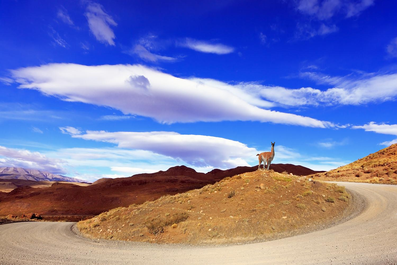 Wild Patagonia, Motorcycle tour