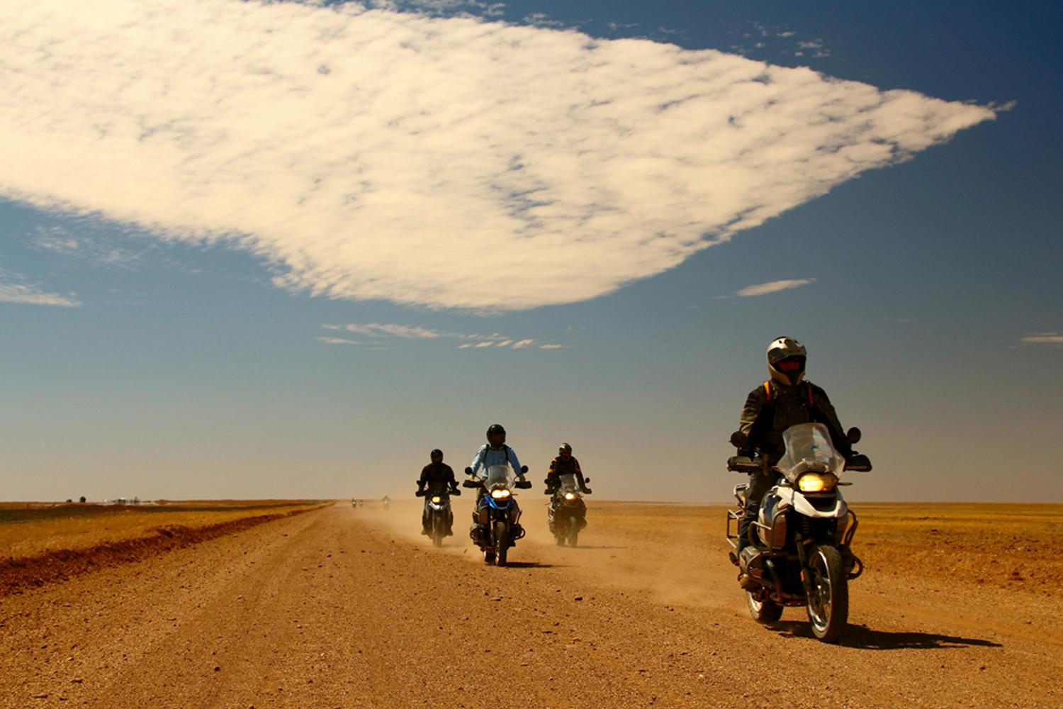 Australia Encompassed Motorcycle Tour
