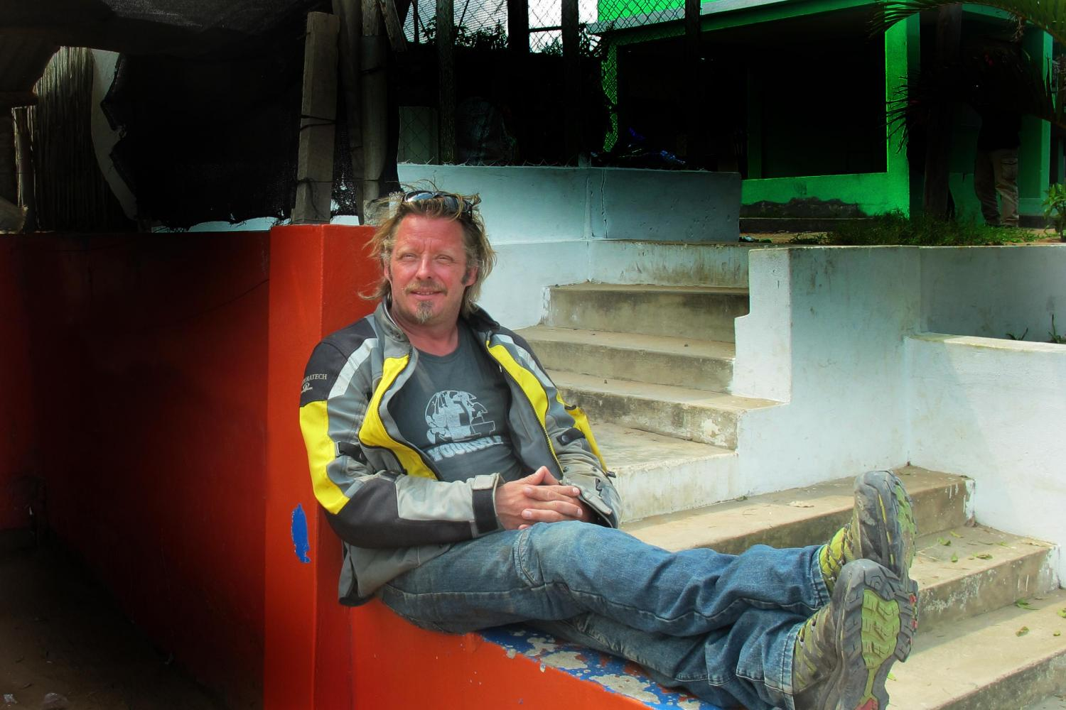 Charley Boorman Tasmania and the High Country