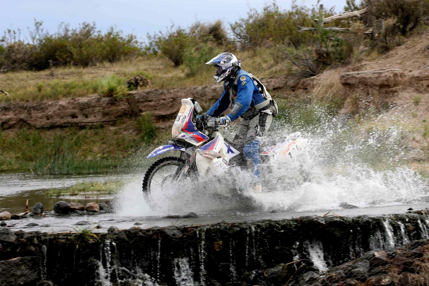 Dakar Legend Simon Pavey's Australian Adventure Ride