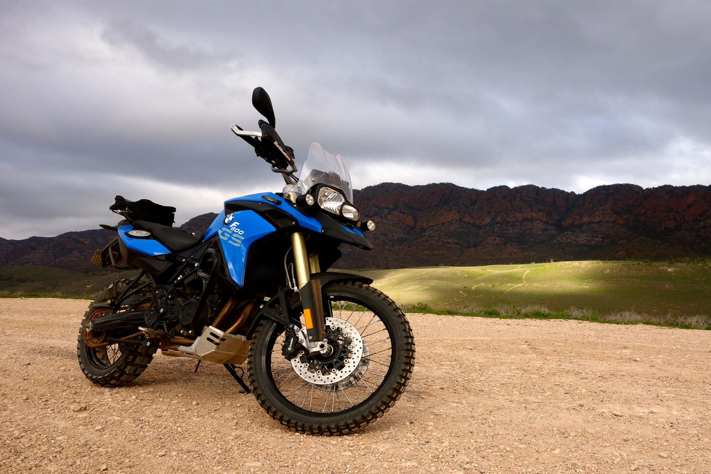 Dakar Legend Simon Pavey's Australian Adventure Ride