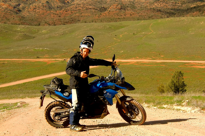 Simon Pavey's Off Road Skills