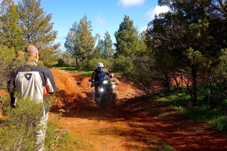 Simon Pavey's Off Road Skills Training