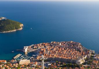 Island Hopping, Dubrovnik 2 nights, Hvar 2 nights, Split 2 nights (6nts northbound)