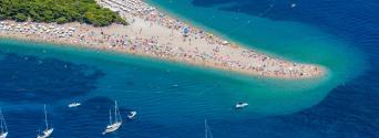 Island Hopping; Split Brac Hvar Korcula Dubrovnik 9nts