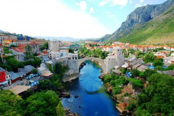 Day Tour to Mostar from Dubrovnik; return