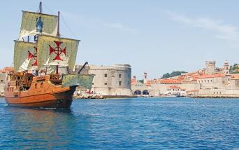 Day Tour Island Cruise from Dubrovnik