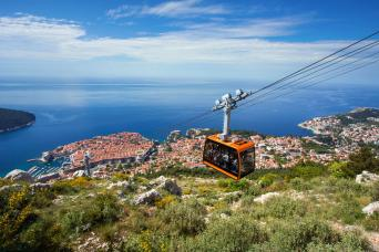 Day Tour Explore Dubrovnik with Cable Car