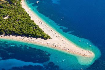 Day Tour Golden Horn Cruise from Split (Zlatni Rat) - (Tuesdays & Thursdays only)