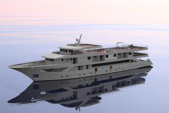 Artist Impression DLX SUP Balcony Ship