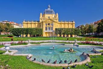Croatian Highlights Tour; Zagreb, Opatija, Rovinj, Plitvice, Split, Hvar, Korcula, Dubrovnik 10nts