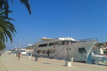Premium Superior Cruise Trogir (Split) to Trogir on MS Robin Hood 7nts (Sundays)