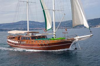 Gulet Anna Marija Private Charter (6 cabins)
