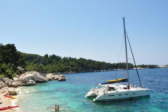 Adventure Sailing in Dubrovnik on a Catamaran 3nts (On request)