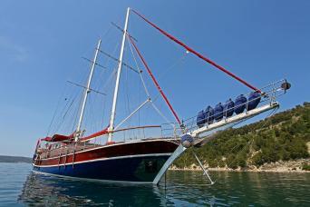 Gulet Nostra Vita Private Charter (5 cabins)