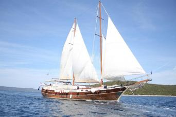 Gulet Gardelin Private Charter (7 cabins)
