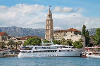 Deluxe Cruise of Northern Croatia Kvarner Bay from Opatija to Opatija 7nts (Saturdays)