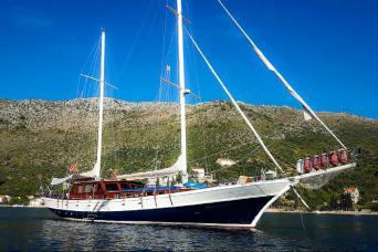 Gulet Bonaventura Private Charter (6 cabins)