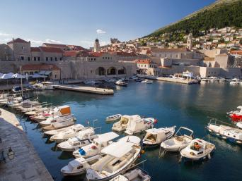 Cabin on a Yacht; Sailing Split to Dubrovnik 7nts