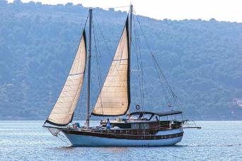 Gulet San Private Charter (6 cabins)