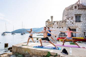 Cabin Charter Split-Dubrovnik on a Yacht 7nts YOGA (Saturdays - Maximum 8 passengers)