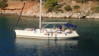 Private Yacht Charter Dubrovnik-Split (Oceanis 48) 7nts (Saturdays - 4 DBL cabins)