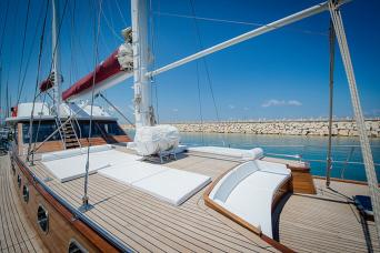 Gulet Adriatic Holiday Private Charter (5 cabins)