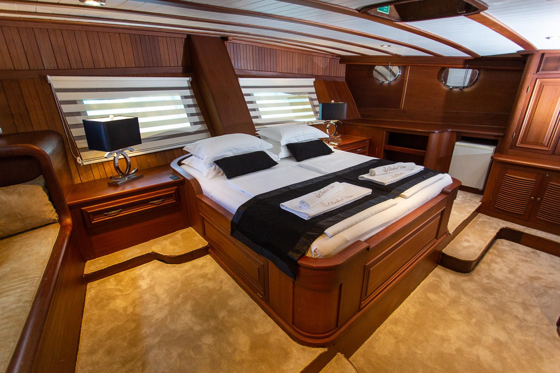 Gulet Dolce Vita Master Cabin