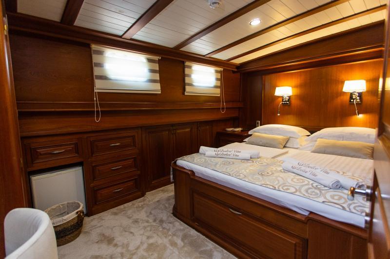 Gulet Dolce Vita Double Cabin