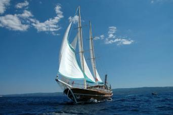 Gulet Agora Private Charter (6 cabins) 12pax