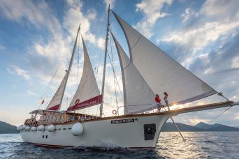 Gulet Morning Star Private Charter (6 cabins)