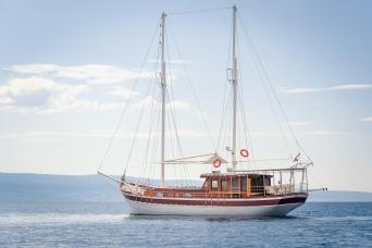Gulet Slano Private Charter (5 cabins) 10pax