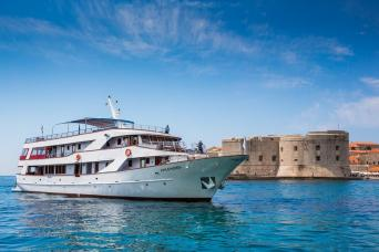 Premium Superior Cruise Dubrovnik to Split on MS Splendid 7nts (Saturdays)