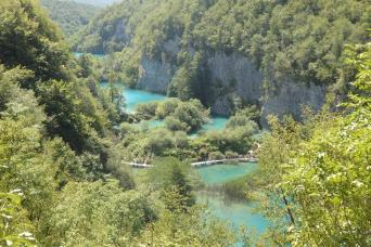 Zagreb, Plitvice Lakes (overnight) and Split Tour 4 days, 3nts (Independent Tour)