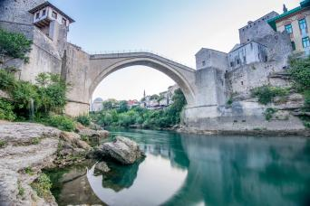 Day Tour Mostar & Pocitelj from Dubrovnik