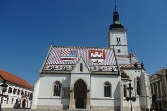 Slovenia and Northern Croatia Escorted Coach Tour; Zagreb to Split 8nts (Friday-Saturday)