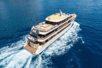 Deluxe Superior Cruise Venice to Dubrovnik on MY Klara 7nts (Saturdays)