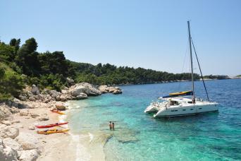 Adventure Sailing Dubrovnik; Land 4nts and Sea 3nts (Saturdays & Sundays; on request)