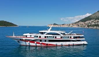 Deluxe Superior Cruise Dubrovnik to Split on MS Antaris or MS Symphony 7nts (Saturdays)