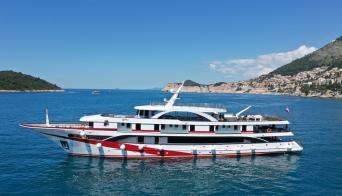Deluxe Superior Cruise Split to Dubrovnik on MS Antaris or MS Symphony 7nts (Saturdays)