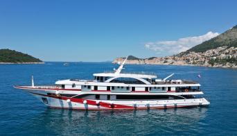 Luxury Cruise Split to Dubrovnik on MS Antaris or MS Symphony 7nts (Saturdays)